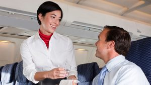 Water On Major Airlines Making Your Sick